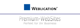 Professionell, flexibel, ausdrucksstark: WebSites mit Weblication®